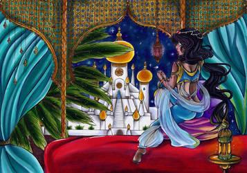 Jasmine by kathe-cat