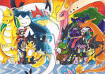 Pokemon! by kathe-cat