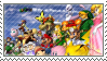 Super Smash Bros. Melee by just-stamps