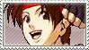 Yuri Sakazaki 01 by just-stamps