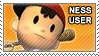 SSBM: Ness User by just-stamps