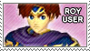 SSBM: Roy User by just-stamps
