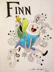 Finn by lydiajean422