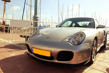 Porsche 911 Turbo 2001 by daharid