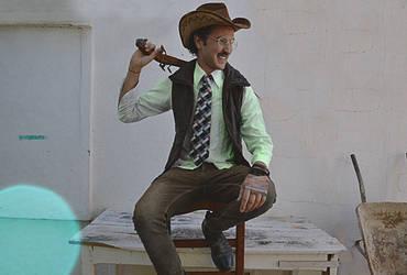 cowboy by mechakra