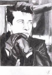 Alan Wilder by RefleXNerve