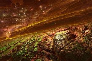 Planet of light by KrzysztofMarczak