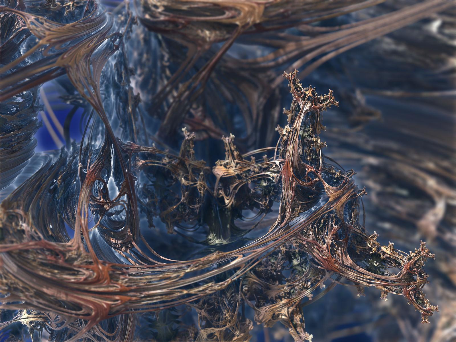 The net by KrzysztofMarczak