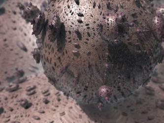 Spheres and spheres.... by KrzysztofMarczak
