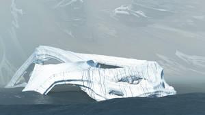 Ice age by KrzysztofMarczak
