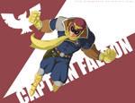 Captain Falcon by Maggotx9