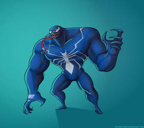 Venom by PedrAntunes