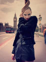 Glamorous Goth 2 by hakanphotography
