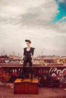 Urban Fairy 4 by hakanphotography
