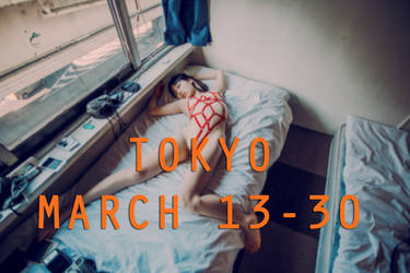 Tokyo March 13-30 , 2016 by hakanphotography