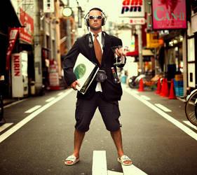Gizza Job - Kansai Scene Cover by hakanphotography
