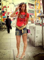 Japanese Street Fashion 6 by hakanphotography