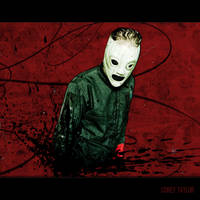 Corey Taylor by vyktoor