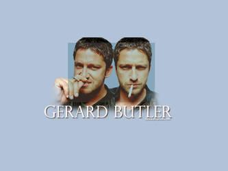 Gerard Butler by cyrela