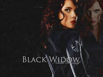 Black Widow by cyrela