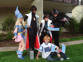 Acen 2010 Yu-gi-oh cosplay by JessicaOfTheWall