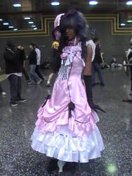 Robin Ciel[Black Butler]- ACen 2012 by JessicaOfTheWall
