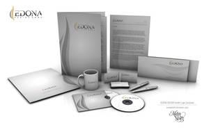 Edona Design GmbH Kurumsal Kimlik by serezmetin