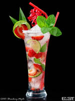 Strawberry Mojito by PaSt1978