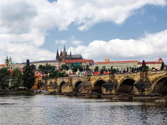 Prague Castle by PaSt1978