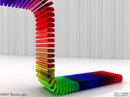 Rainbow Glass by PaSt1978