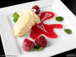 Vanilla ice cream by PaSt1978