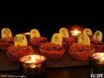 Halloween muffins by PaSt1978