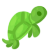 :Free Use Tutle Icon: by PrePAWSterous