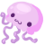 :Free Use Jellyfish Icon: by PrePAWSterous