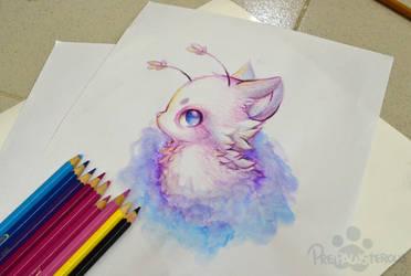 :Watercolor Palette: by PrePAWSterous