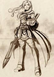 SSBT -  ROBIN FEMALE by PhazonRidley