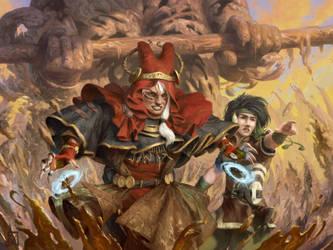 The Claymancer's Wrath by Asfodelo