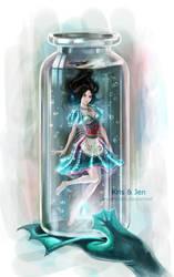 Flashlight by jen-and-kris