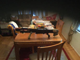 Black Ops NERF Longshot by CharlieIndigoalpha76