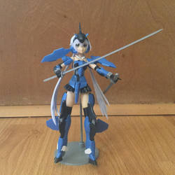 Frame Arms Girl Stylet by CharlieIndigoalpha76