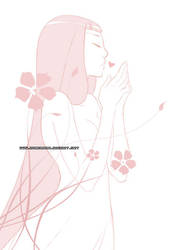 Light pink by auroreblackcat