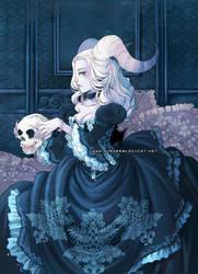Dark Lady by auroreblackcat