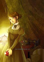 Elinor Jones -cover- by auroreblackcat