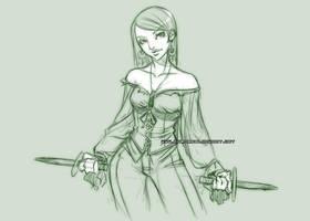 Sketch 19 by auroreblackcat