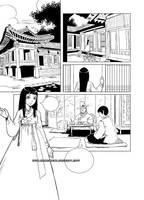 Les 5 Portes -preview p02- by auroreblackcat