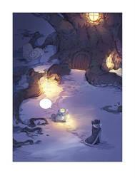 Luciole -preview p01 by auroreblackcat