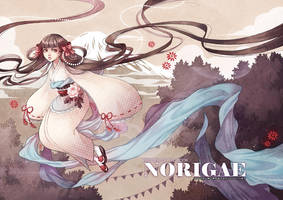 Norigae -preview02- by auroreblackcat