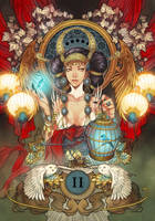 Harfang -book 2 cover- by auroreblackcat