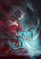 Bran by auroreblackcat