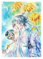 Kimono by auroreblackcat